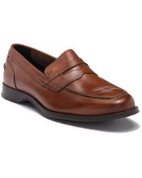 Cole Haan - Fleming Leather Penny Loafer - Lyst