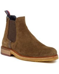 Ted Baker - Bronzo Suede Chelsea Boot - Lyst