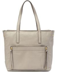 Cole Haan - Harlow Leather Tote - Lyst