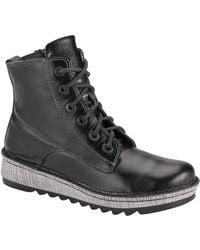 Naot - Gazania Leather Boot - Lyst