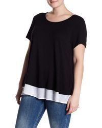 Bobeau - Baby French Terry Tee (plus Size) - Lyst