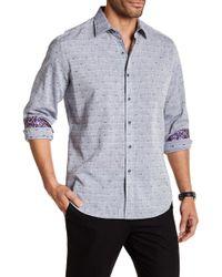 Robert Graham - Cosner Regular Fit Woven Shirt - Lyst