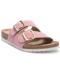 White Mountain Footwear - Helga Sandal - Lyst