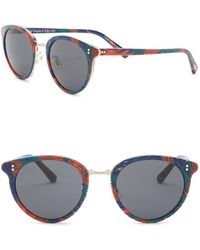 cb045bd7f0 Lyst - Oliver Peoples Shean Sunglasses in Gray for Men