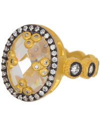 Freida Rothman Metropolitan Mirror Ring