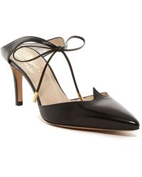 Bruno Magli | Aileen Leather Pump | Lyst
