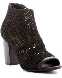 Jessica Simpson - Rellia Crochet Bootie - Lyst