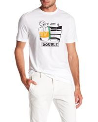 Travis Mathew - Give Me A Double Graphic Tee - Lyst
