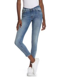 Hudson Jeans - Krista Ankle Skinny Jeans - Lyst