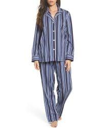 Lauren by Ralph Lauren - Cotton Pyjamas - Lyst