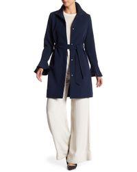 Vero Moda - Joyce Bell Sleeve Coat - Lyst