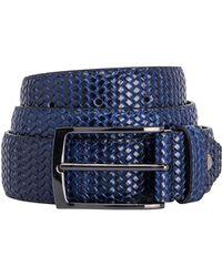 Bugatchi - Leather Belt - Lyst