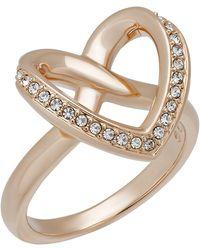 Swarovski - Cupidon Ring - Size 8.25 - Lyst