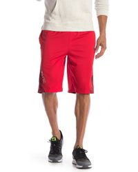 67adffc4a24e Lyst - Nike Elite Matrix Basketball Shorts in Red for Men