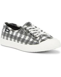 Rocket Dog - Chow Chow Gingham Sneaker - Lyst