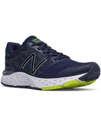 New Balance - 680v5 Tech Ride Sneaker - Wide Width Available - Lyst