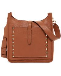 Rebecca Minkoff - Small Unlined Leather Feed Bag - Lyst