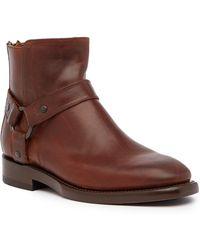 Frye | Weston Harness Boot | Lyst