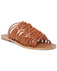 Seychelles - Dual Woven Sandal - Lyst