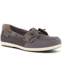 Sperry Top-Sider | Coil Ivy Perforated Boat Shoe | Lyst