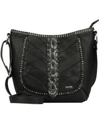 Kensie - Emaline Faux Leather Crossbody Bag - Lyst