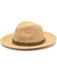 Tommy Bahama - Raffia Safari Hat - Lyst
