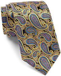 Robert Talbott - Best Of Class Paisley Silk Tie - Lyst