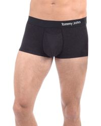 Tommy John - 'cool Cotton' Square Cut Trunks - Lyst