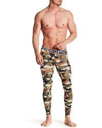 Andrew Christian - Camouflage Legging - Lyst