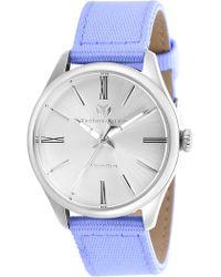 TechnoMarine - Women's 36mm Stainless Steel Pc21 Quartz Watch - Lyst