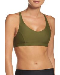 Onzie - Pyramid Sports Bra - Lyst