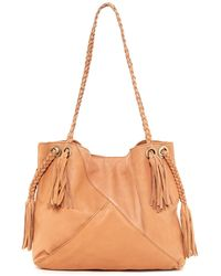 Cut N' Paste - Tristen Leather Tote - Lyst