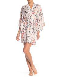 Josie Cherry Blossom Robe - Pink