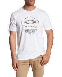 Oakley - 50 Camo Hexagon Tee - Lyst