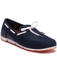 Swims - Breeze Lace Loafers - Lyst