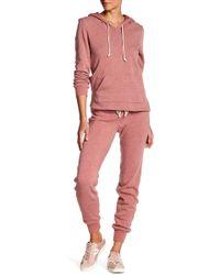 Alternative Apparel | Fleece Jogger Sweatpants | Lyst