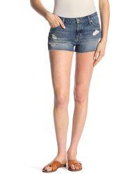 Lucky Brand - Cut Off Shorts - Lyst