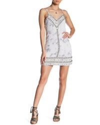 Raga - Dream Bead Accent Dress - Lyst