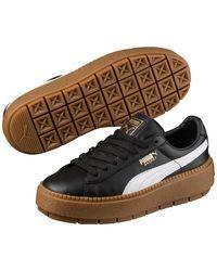 PUMA - Platform Trace Sneaker - Lyst