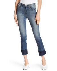 Siwy - Jackie High Waist Straight Leg Jean - Lyst
