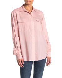 Frye Addie Western Shirt