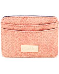 Deux Lux - Cotton Candy Textured Card Case - Lyst