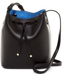 Lodis - Blake Leather Bucket Bag - Lyst