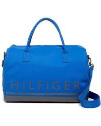 Tommy Hilfiger - Signature Stripe Duffel Bag - Lyst