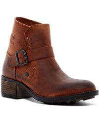PLDM - Chester Leather Bootie - Lyst