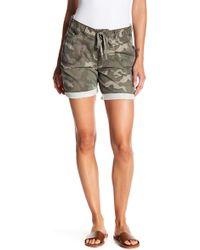 William Rast - Utility Cargo Shorts - Lyst