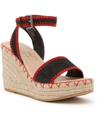 Matisse - Frenchie Wedge Sandal - Lyst