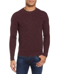Bonobos - Slim Fit Wool Blend Jumper - Lyst