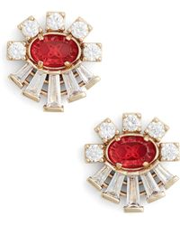 Kendra Scott - Atticus Jewel Stud Earrings - Lyst