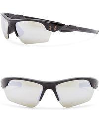 8114e69b0785 Under Armour Youth Nitro Sunglasses in Black for Men - Lyst